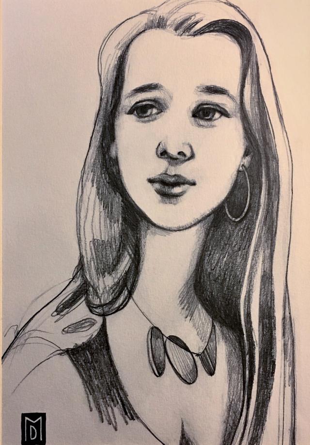 Marian s portrait
