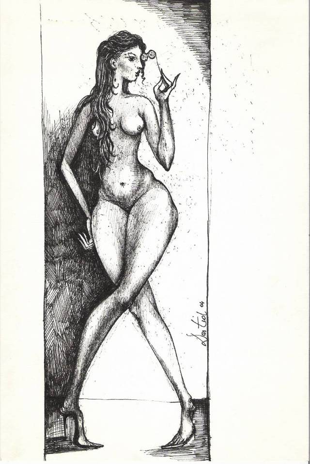 standing Nude14